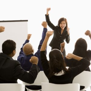 Positive Workplace Behaviour